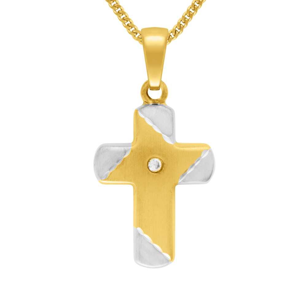 Bicolor Kreuz