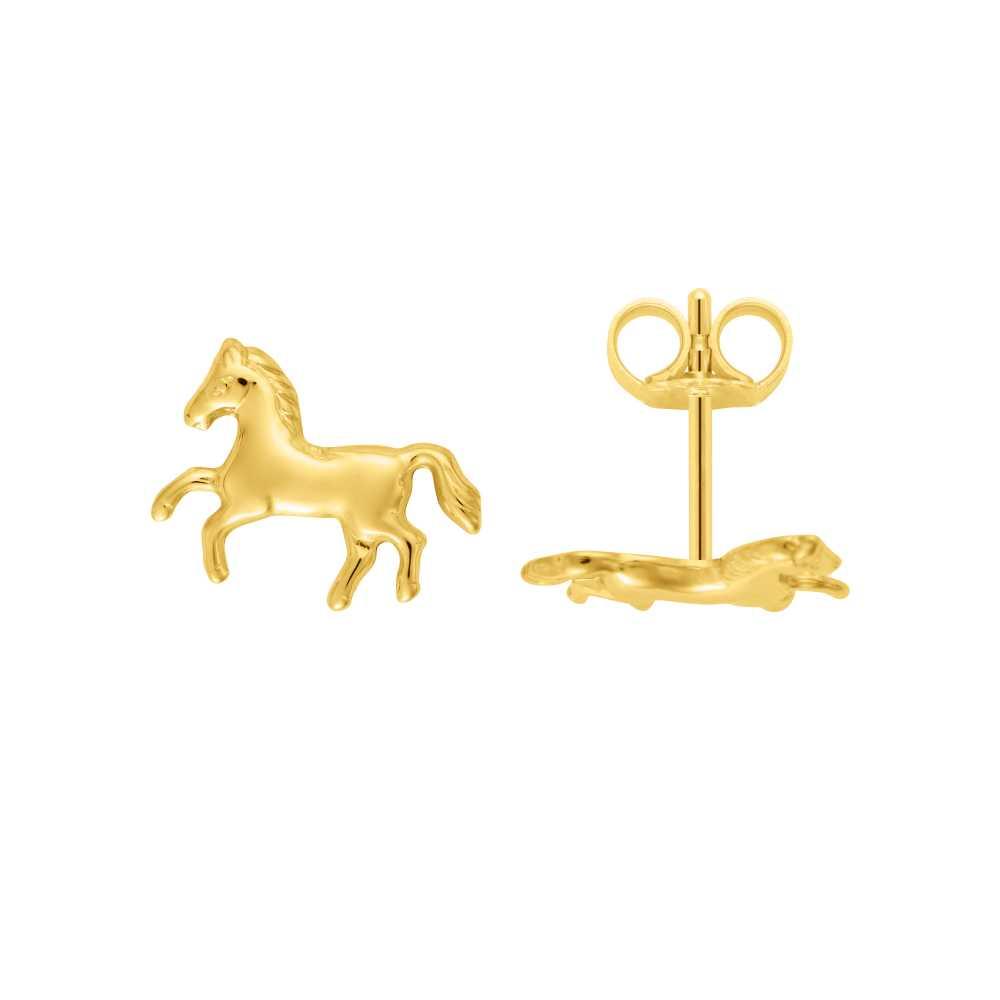 Pferde -Ohrstecker