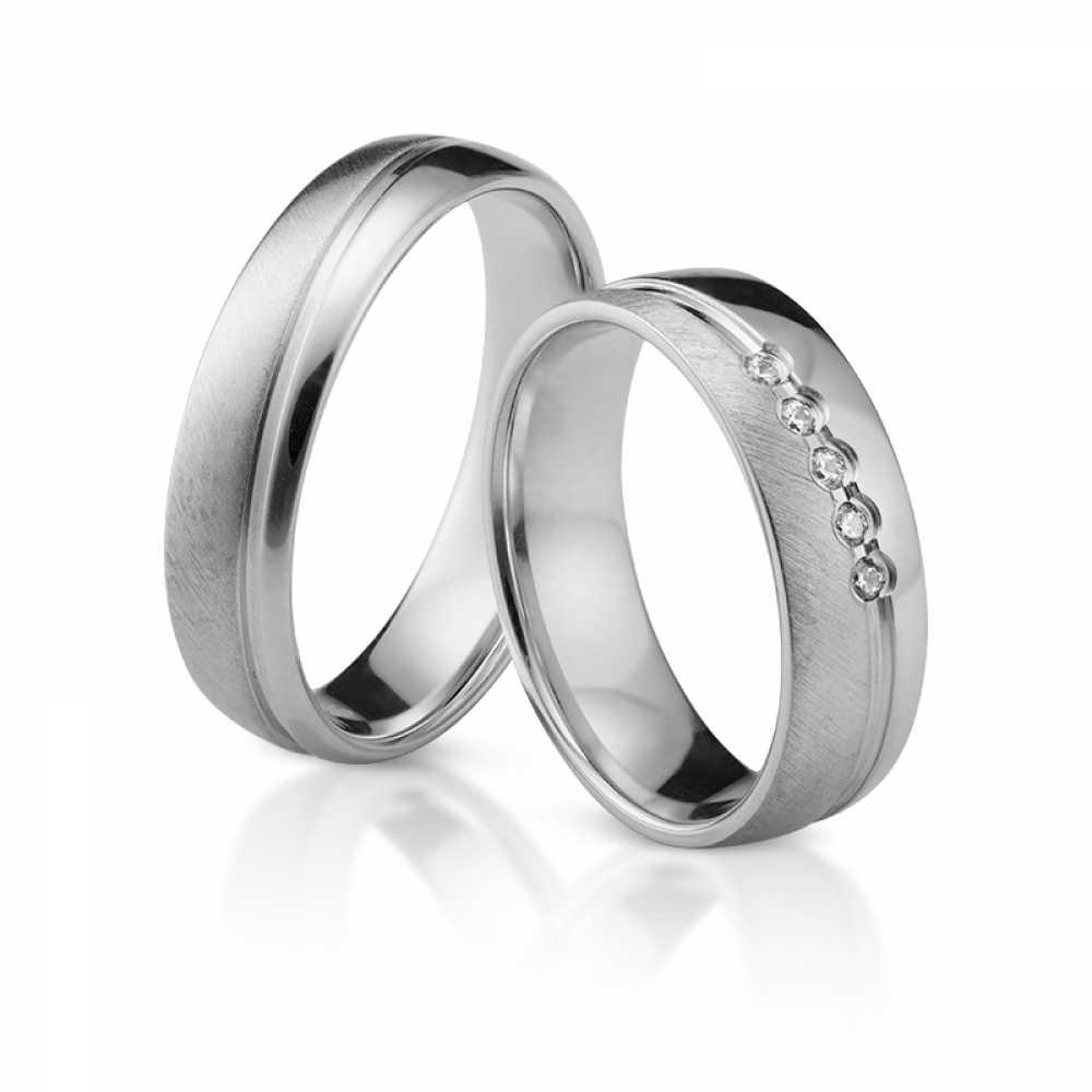 Silber Partnerringe 4325